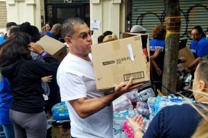 Relief Effort for Puerto Rico & Mexico